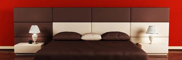 Une tête de lit personnalisée pour sublimer la chambre