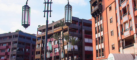La location ou la vente d'appartements à Marrakech