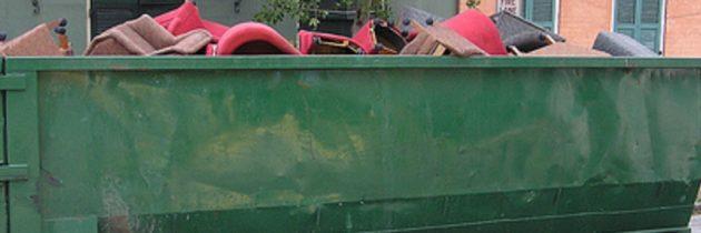 Grand chantier : Optez pour une benne à encombrants