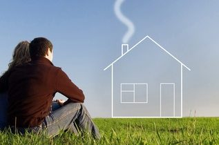Sauter le pas de la construction d'une maison neuve