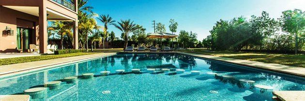 Location longue durée villa à Marrakech