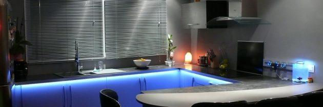 d corer son int rieur avec l clairage led immovons. Black Bedroom Furniture Sets. Home Design Ideas