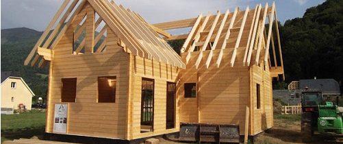 Construire soi-même sa maison en bois : ce qu'il faut savoir!