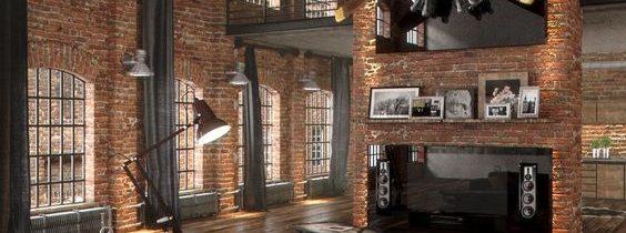 Aménagement de salon, s'inspirer du style industriel